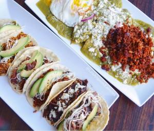 tlayudala tacos breakfast
